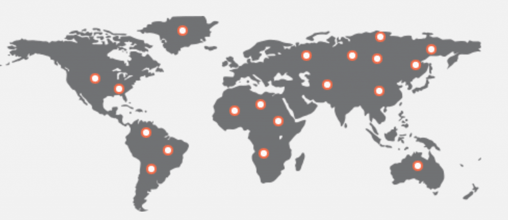 Limeproxies datacenter locations