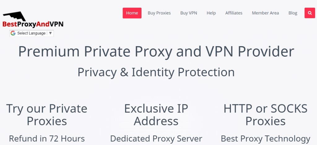 bestproxyandvpn review