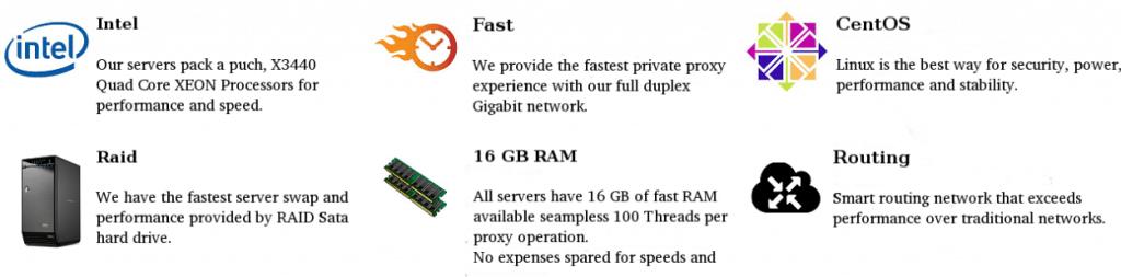 proxy-n-vpn server details
