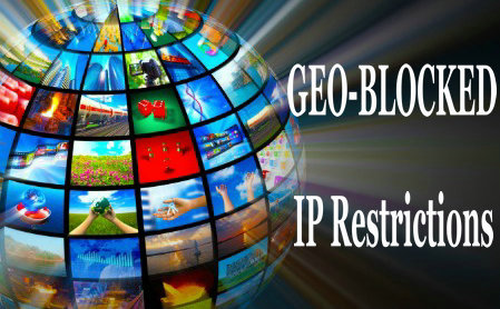 IP Restrictions or GEO blacked'