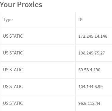 my proxies from blazing proxies