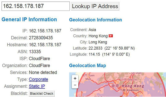 datacenter-ip-address 162.158.178.187