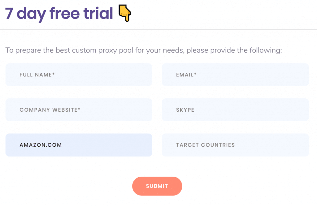 netnut free trial