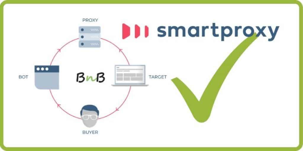 smartproxy for Better Nike Bot