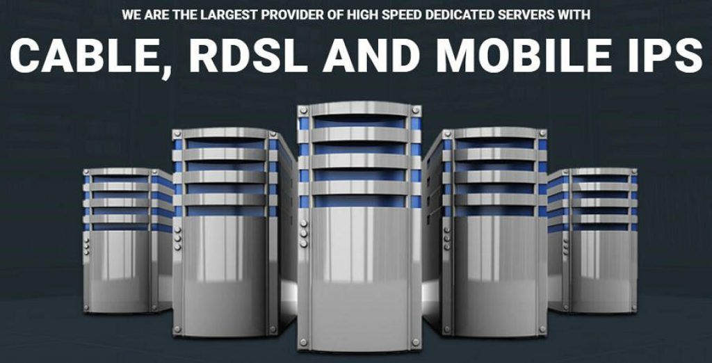 dsl rentals mobile proxies