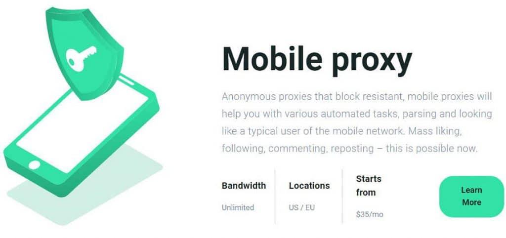 proxy-cheap mobile proxy