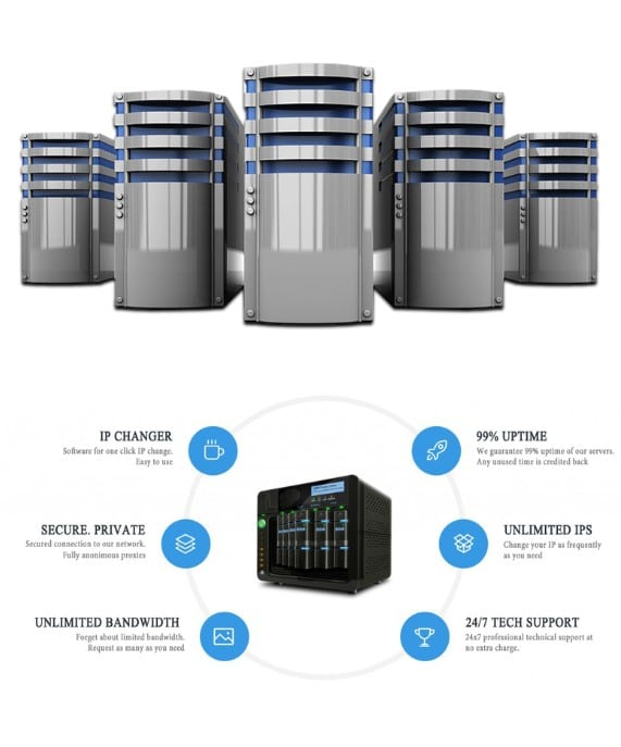 DSL Rentals features