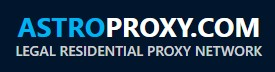 Astroproxy logo