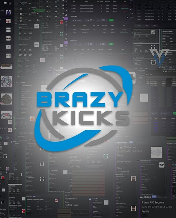 Brazy Kicks Proxies features