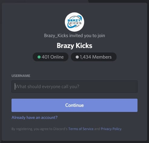 Brazy Kicks customer support