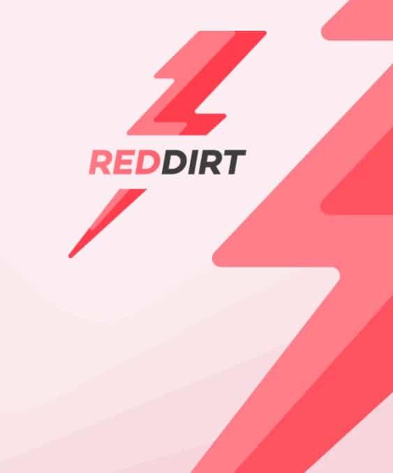 Reddirt features