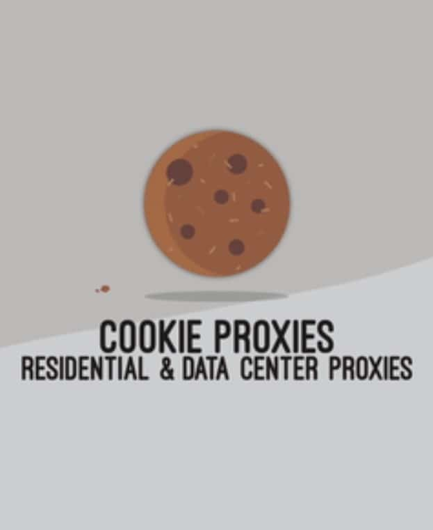 cookieproxies features