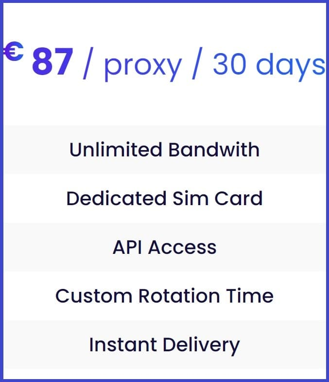 airproxy features
