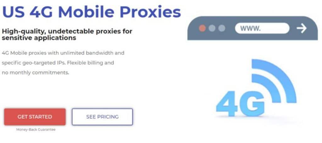 Hydraproxy mobile proxy