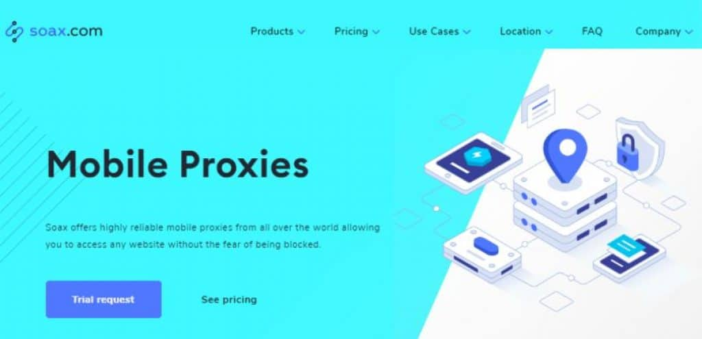 Soax mobile proxy