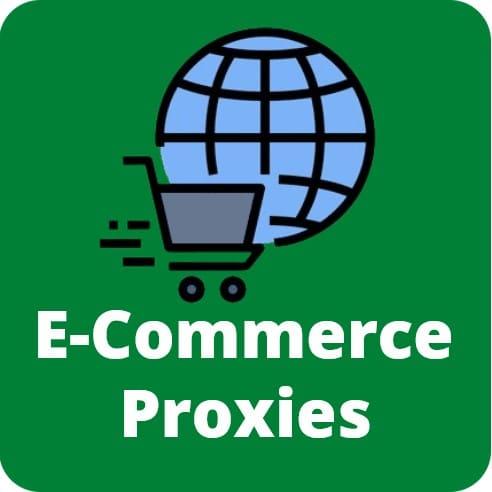 e-commerce proxies