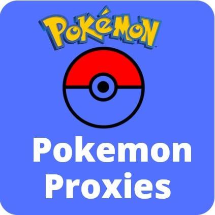 pokemon proxies