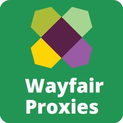 wayfair proxies