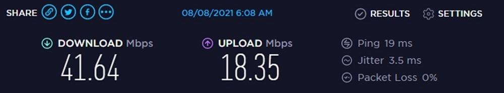 Youproxy Speed Test