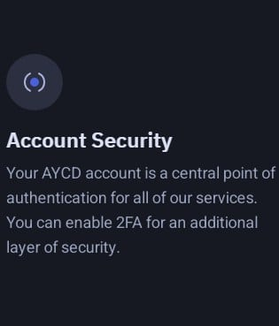 Aycd Proxies Extra Feature