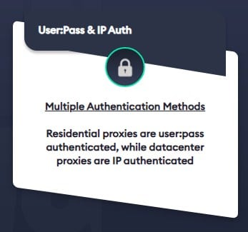 Unknown Proxies Authentication